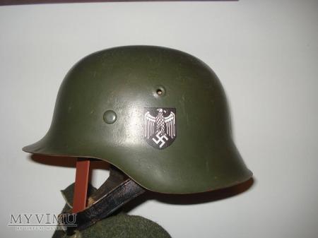 Duże zdjęcie Hełm Niemiecki m 42