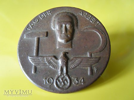 Dzień Pracy 1934
