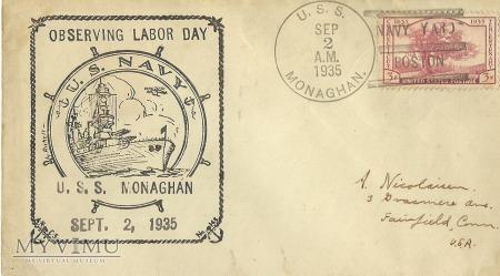 Święto Pracy - LABOR DAY