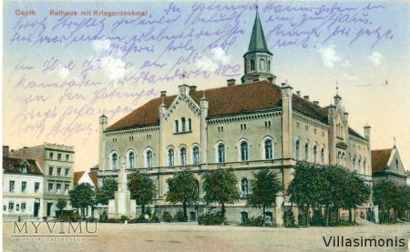 Kąty Wrocławskie - Canth Rathaus