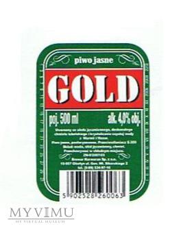 gold pils