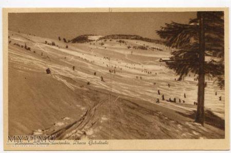 Zakopane 1948 - Gubałówka