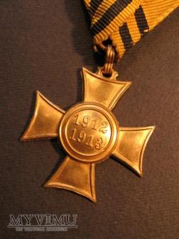 ERINNERUNGSKREUZ 1912-1913 - wersja 3