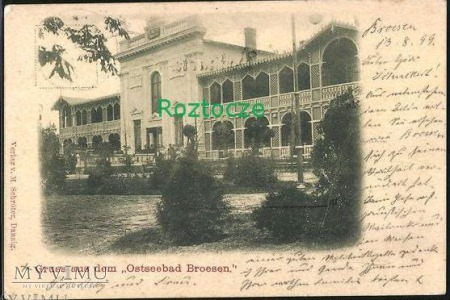 BRZEŹNO Gdańsk Broesen