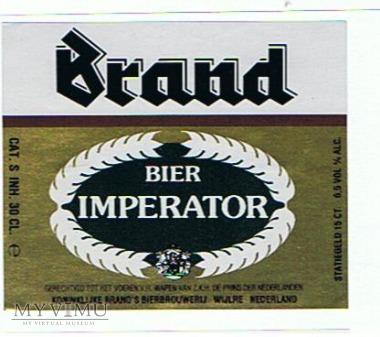 brand bier imperator