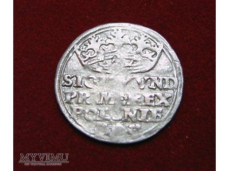 Grosz koronny 1528 Zygmunt I Stary