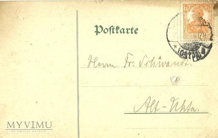Ed. Lehmann. Guszianka 20.05.1917 r.