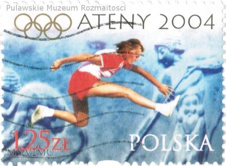 Duże zdjęcie XXVIII Igrzyska Olimpijskie - Ateny (2004)