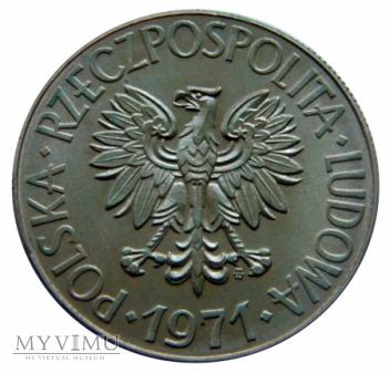 10 Złotych 1971