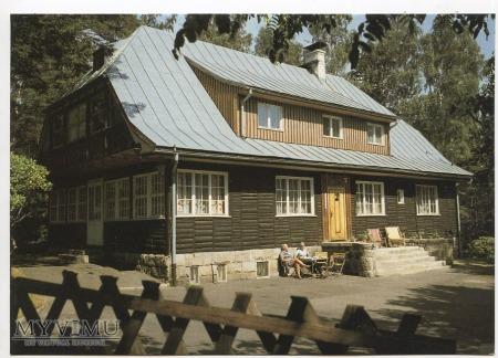 Karkonosze - Karpacz, dom wyp.