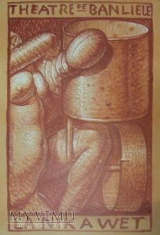 Franciszek Starowieyski, La nik a wet