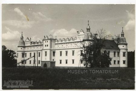 Baranów - Zamek - lata 60-te