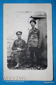 Żołnierze Brytyjscy I WŚ