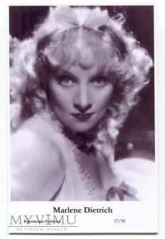 Marlene Dietrich Swiftsure Postcards 17/30