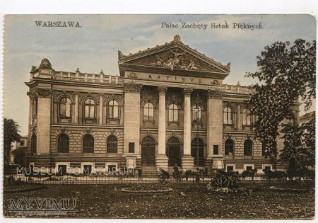 Warszawa - Zachęta - 1924