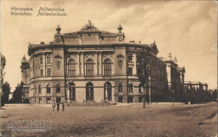 1916 Warszawa Politechnika Warszawska