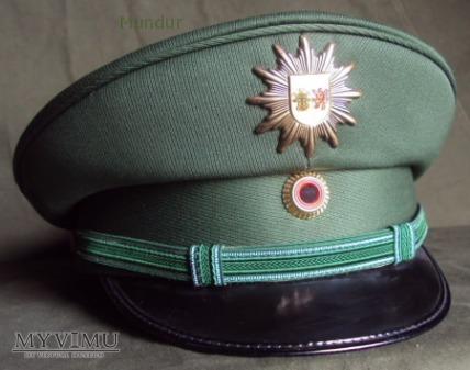 Czapka podoficera Polizei Mecklenburg-Vorpommern
