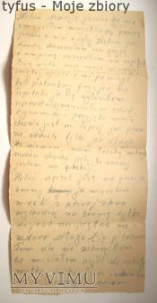 Duże zdjęcie Dziadka listy z więzienia cz. 2 - 24 maj 1942 rok