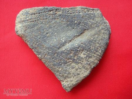Fragmenty glinianych naczyń 6