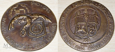 Duże zdjęcie 175. Wydział Lotniczy KG Armii Krajowej 1940-1945