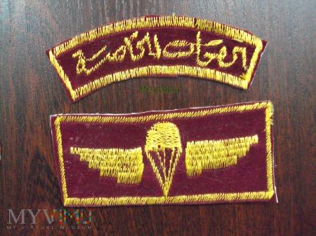 Irak - grupa spadochronowa