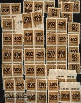 400 tys. Marek