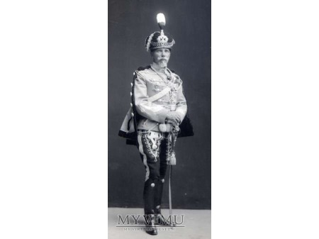 oficer - Lejb Gwardyjski Husarski Grodzieński Pułk