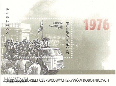 Star 28 / zryw robotniczy - Radom 1976