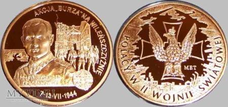 196. Akcja Burza na Wileńszczyźnie-Polacy w II WŚ