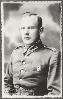 Plutonowy Jan Bulik 25 Pułku Ułanow Wielkopolskich