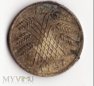 Niemcy ,III Rzesza 10 Reichspfennig 1936 A