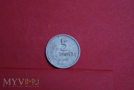 5 Groszy 1962 PRL