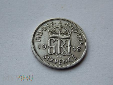 6 PENSÓW 1948 - ANGLIA