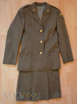 OS SR: kobieca bluza wojskowa