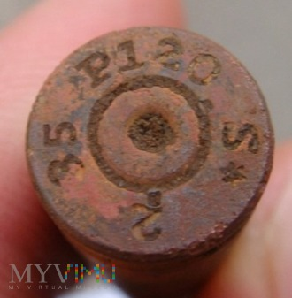 Łuska 7,92 x 57 mm Mauser P120 S* 2 35