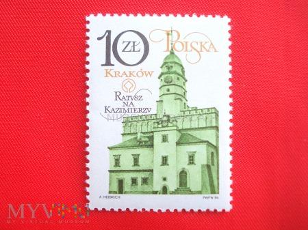 Duże zdjęcie Ratusz na Kazimierzu