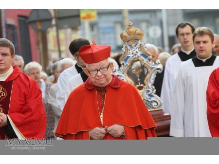Kardynalski strój chórowy + tabarro