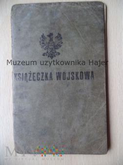 Książeczka Wojskowa PKU Tarnowskie Góry