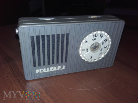 Duże zdjęcie Radio Koliber 2 Eltra MOT 633