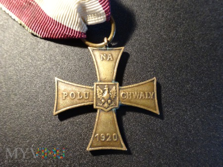 Duże zdjęcie Krzyż Walecznych; Arthus Bertrand- Paryż od 1923r.