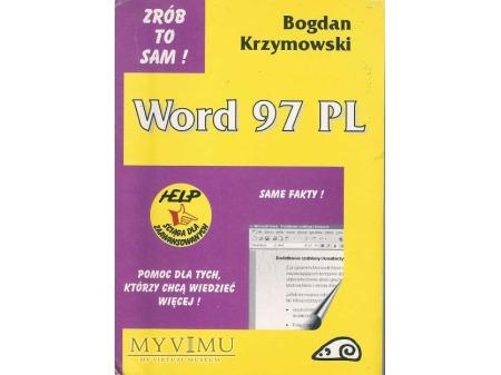 WORD 97 PL dla zaawansowanych