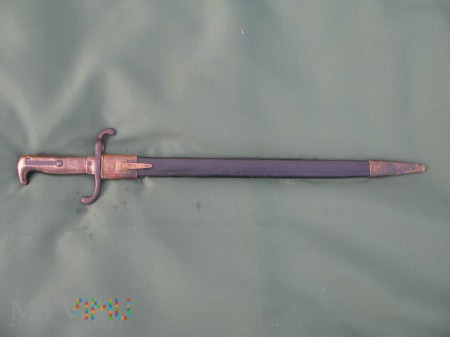 BAGNET M 71 ALEX.COPPEL SOLINGEN 1874 ROK