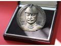 Medal strażacki ... w całej okazałości.