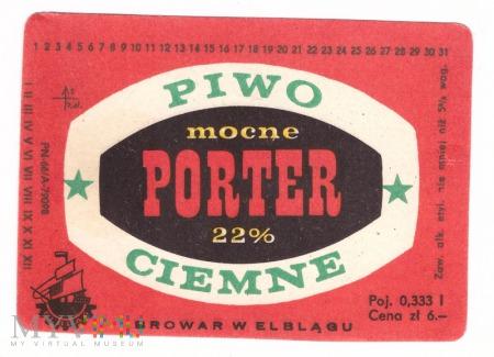 Elbląg, porter