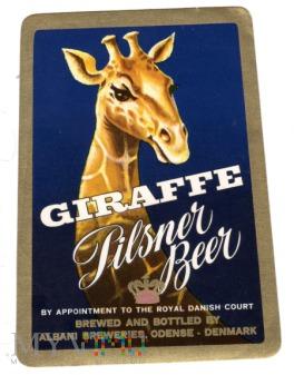 GIRAFFE Pilsner Beer