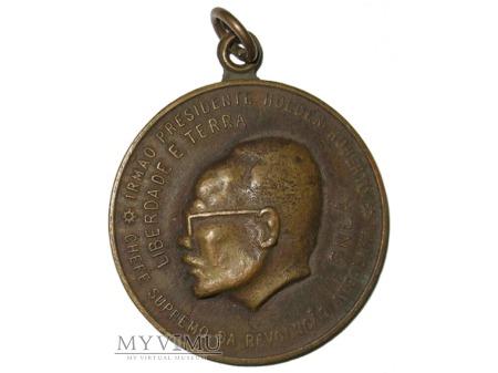 Holden Roberto FNLA medal jednostronny 1962-1999