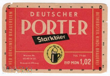 DEUTSCHER PORTER