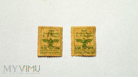 Znaczki pocztowe z okresu 3 Rzeszy