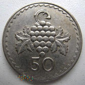 50 milów 1980 r. Cypr