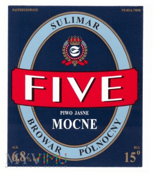 Sulimar, Five